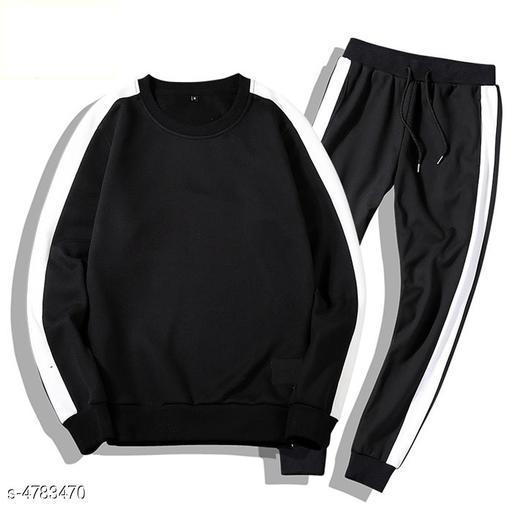 Stylish Wally Clothing Co. Men Running Tracksuit