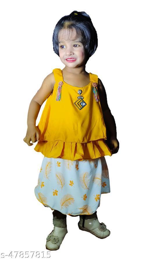 Tinkle Comfy Kids Girls Skirts
