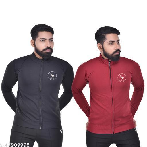 Comfy Glamorous Men Jackets