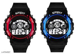 Trendy Silicon Kid's Watches