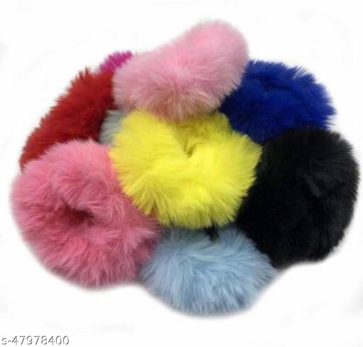 Feminine Elegant Women Hair rubber band