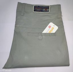 Men's Stylish Casual Trouser