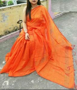 Attractive Women Saree