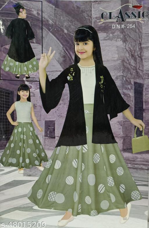 Cutiepie Funky Kids Girls Skirts