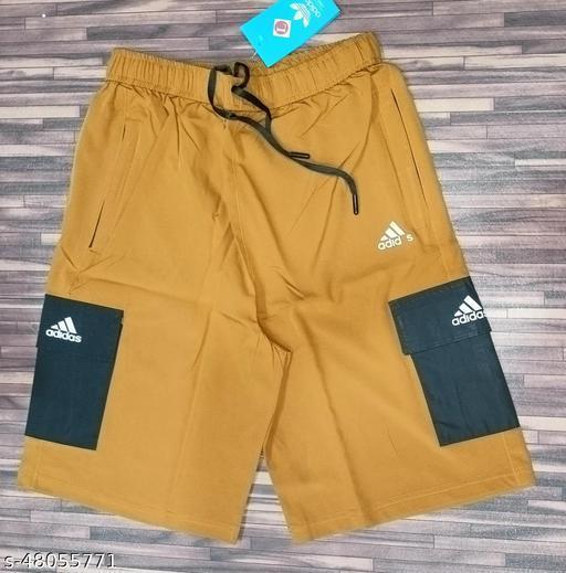 Unique Men Active Shorts