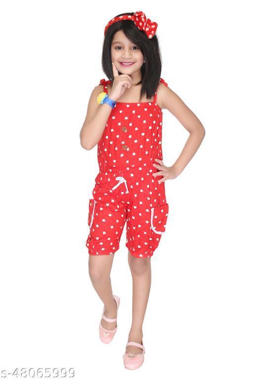 Cutiepie Kids Jumpsuits