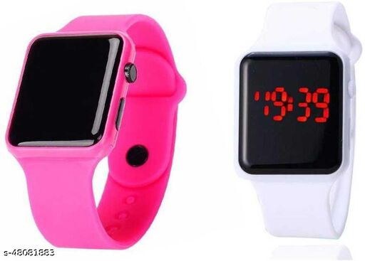 Fashionable Smart Watches