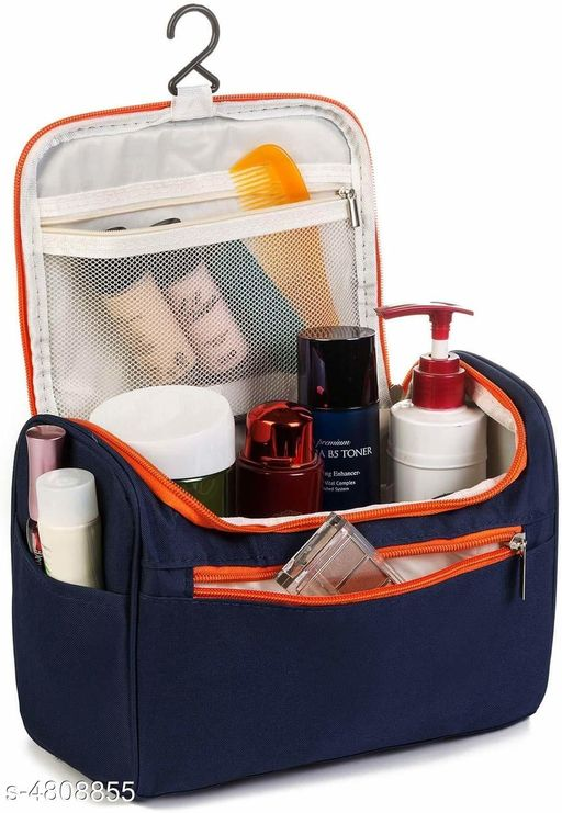 Travel Cosmetic & Makeup Organizer Bag  (Tools not Included)