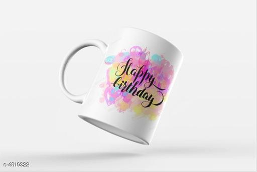 Attractive Fancy Ceramic Printed Mug