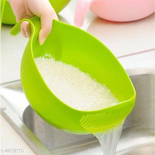 Washing Bowl & Strainer