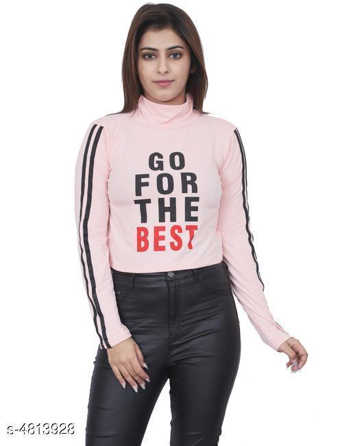 Khhalisi Women's Full Sleeves Striped Sweat Shirt