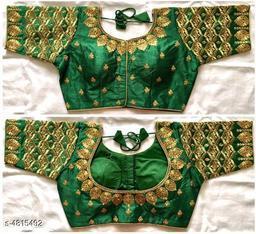 Trendy Fentam Silk Women's Blouse
