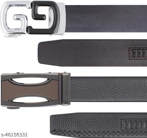 ThunderLook Mens Belt-BKL2-B5, BKL118-B4-G