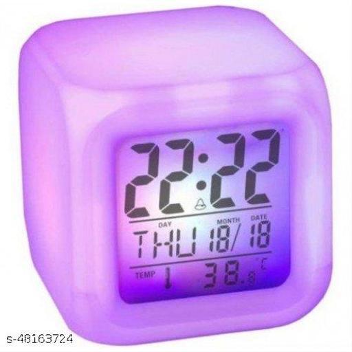 Graceful Alarm Clocks