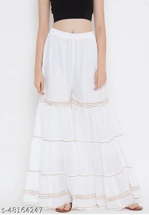 Aagam Fashionable Sharara