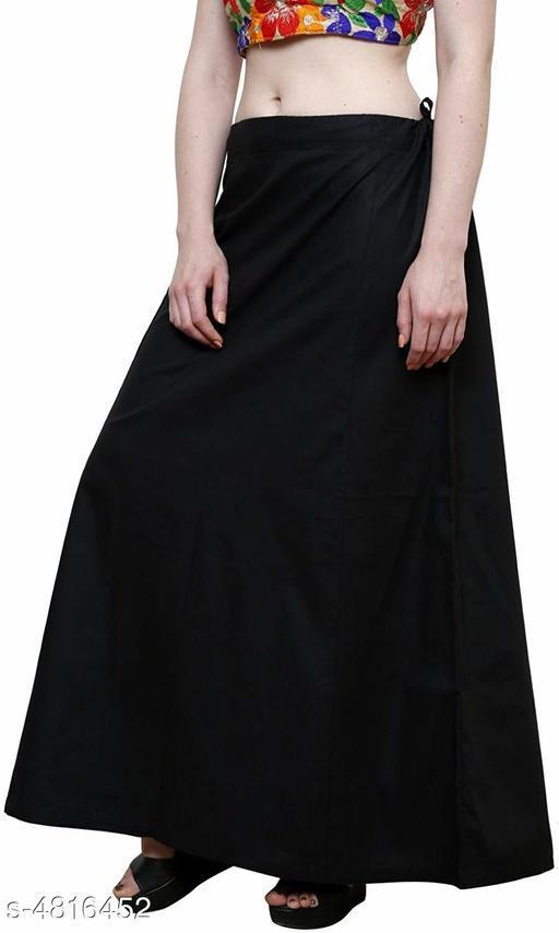 Comfy Cotton Women's Petticoat