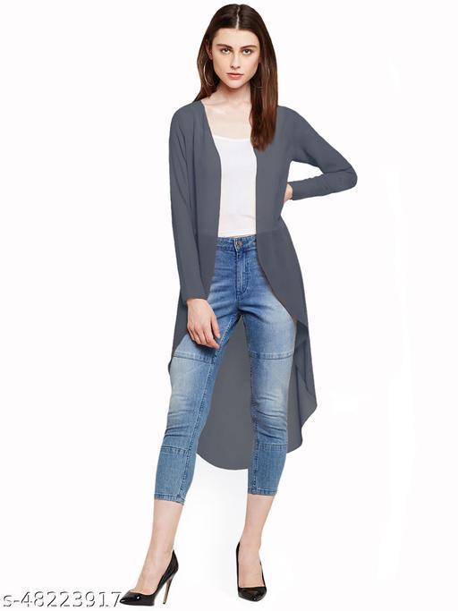 Urbane Partywear Women Capes, Shrugs & Ponchos