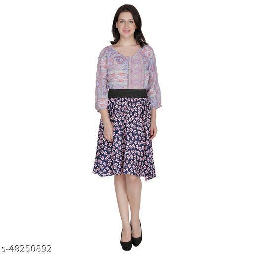 Girls stylish skirts