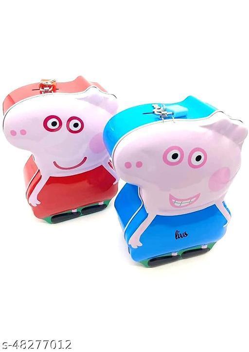 Trendy Piggy Bank