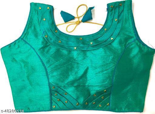 Aarohi13 Trendy Women Blouses MINT GREEN