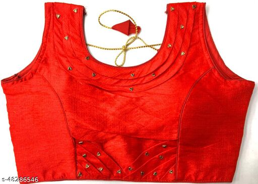 Aarohi13 Trendy Women Blouses RED