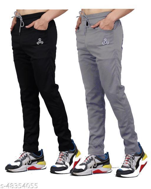 Stylish Fashionista Men Track Pants