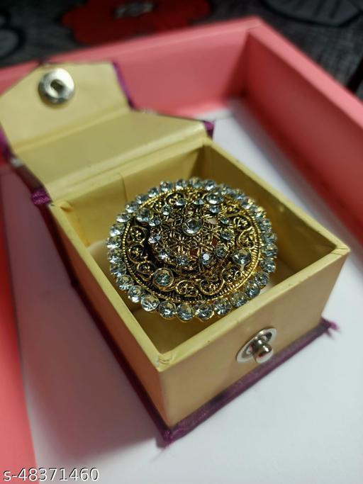 Elite Bejeweled Rings