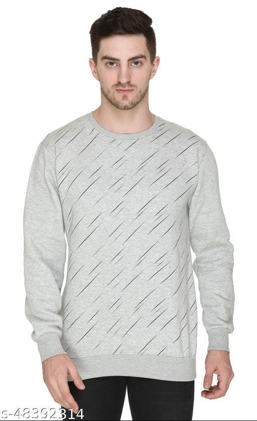 SHAUN Men Printed Sweatshirt