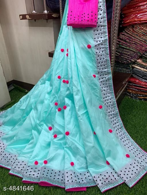 Stylish Zoya Silk Women's Saree