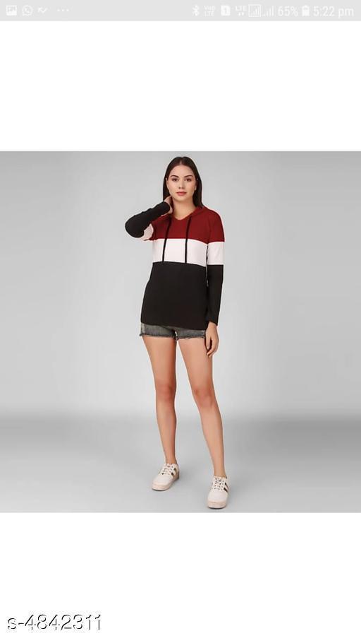 Stylish Women's Woolen Sweater