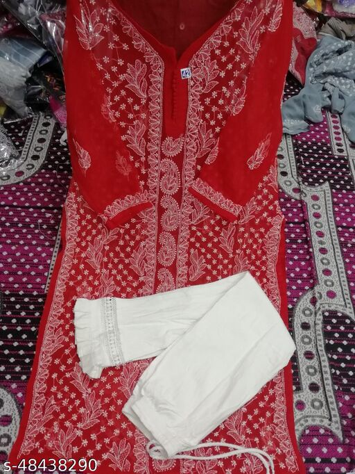 Abhisarika Graceful Women Kurta Sets