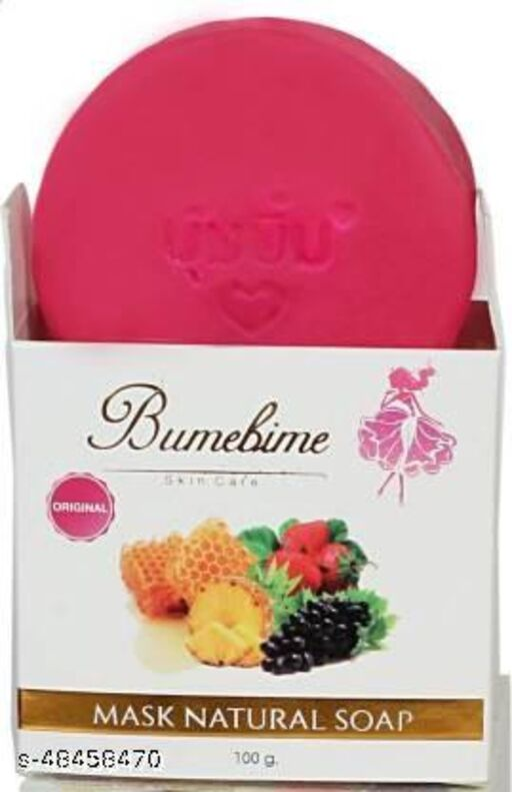 XYZ Bumebime PINK SOAP  (100 g)