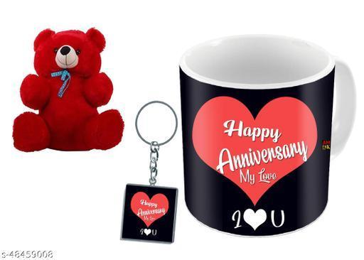 Mugs, Keychain & Teddy Bear