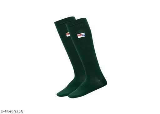 MattZig Knee Length UnixexFootball Socks (Lycra Cotton) - 1 Pair