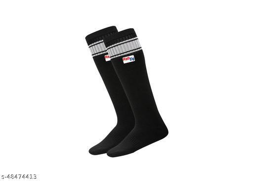 MattZig Poplin Knee Length Unisex Football Socks (1 Pair)