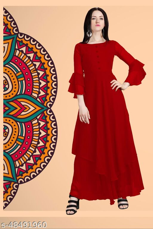 60 G1 RED Gowns ×