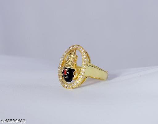 Twinkling Graceful Women  Ring