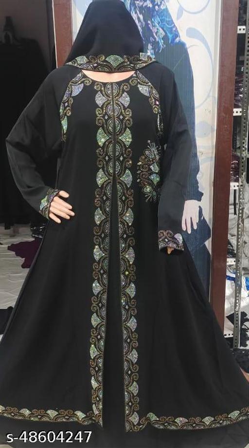 designer nida abaya/ burkha