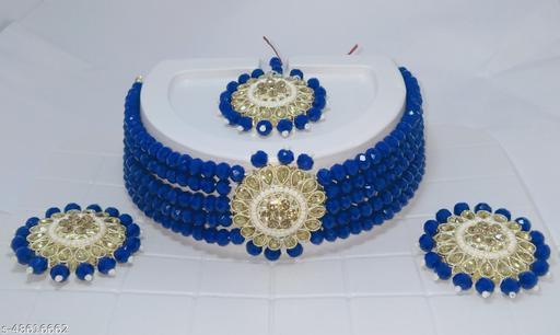 Elite Charming Women  jewellery set