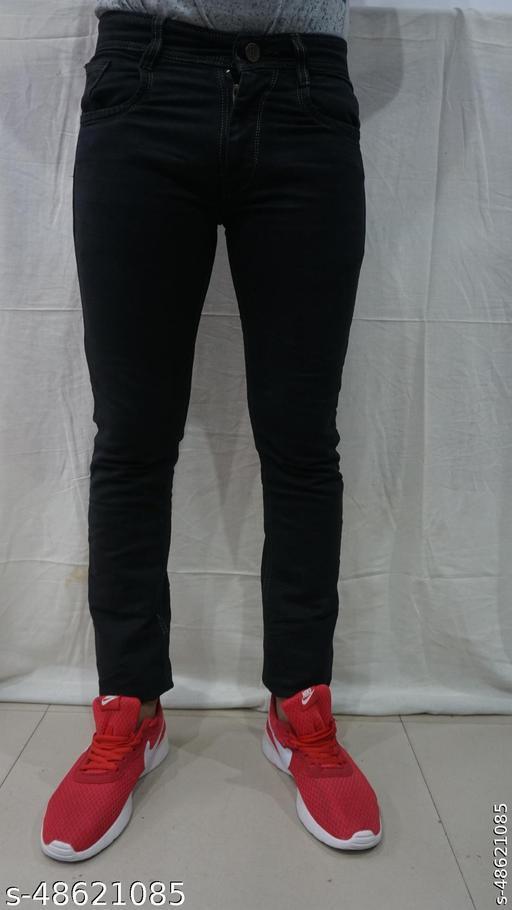 Casual Trendy Men Jeans