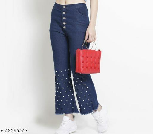 Designer Latest Women Jeans