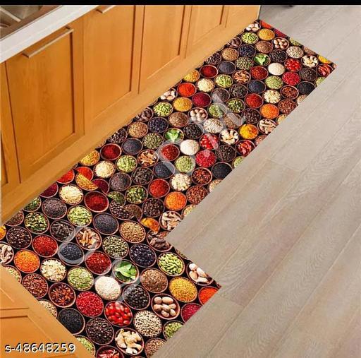 Unique Kitchen Mat