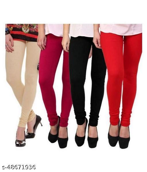 Priya Leggings pack of 4pcs