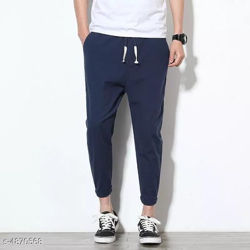 Stylish Lycra Men's Trouser