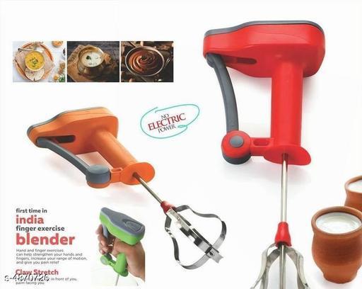 Trendy Useful Hand Blender