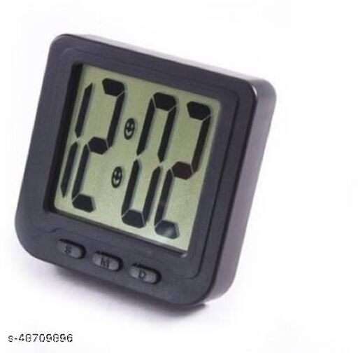 Fashionable digital clock