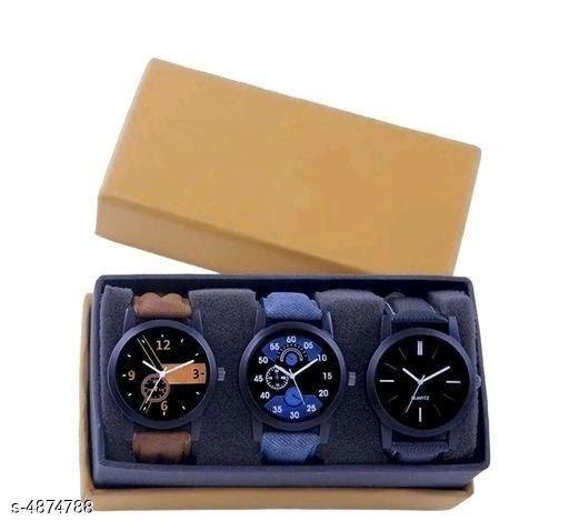 Jack Stylish Men's Watches