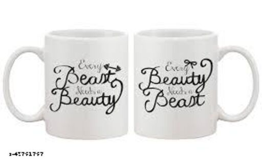 Couple Mugs For Gift