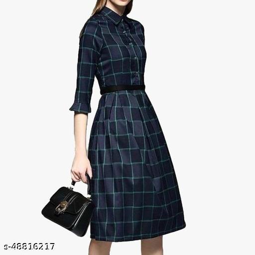 woman's western wear dress