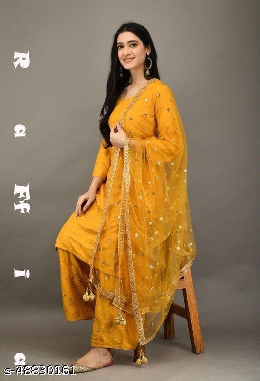 Abhisarika Graceful Women Dupatta Sets